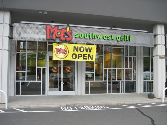 Moe's exterior