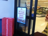 ShopRite now accepting competitor's coupons.