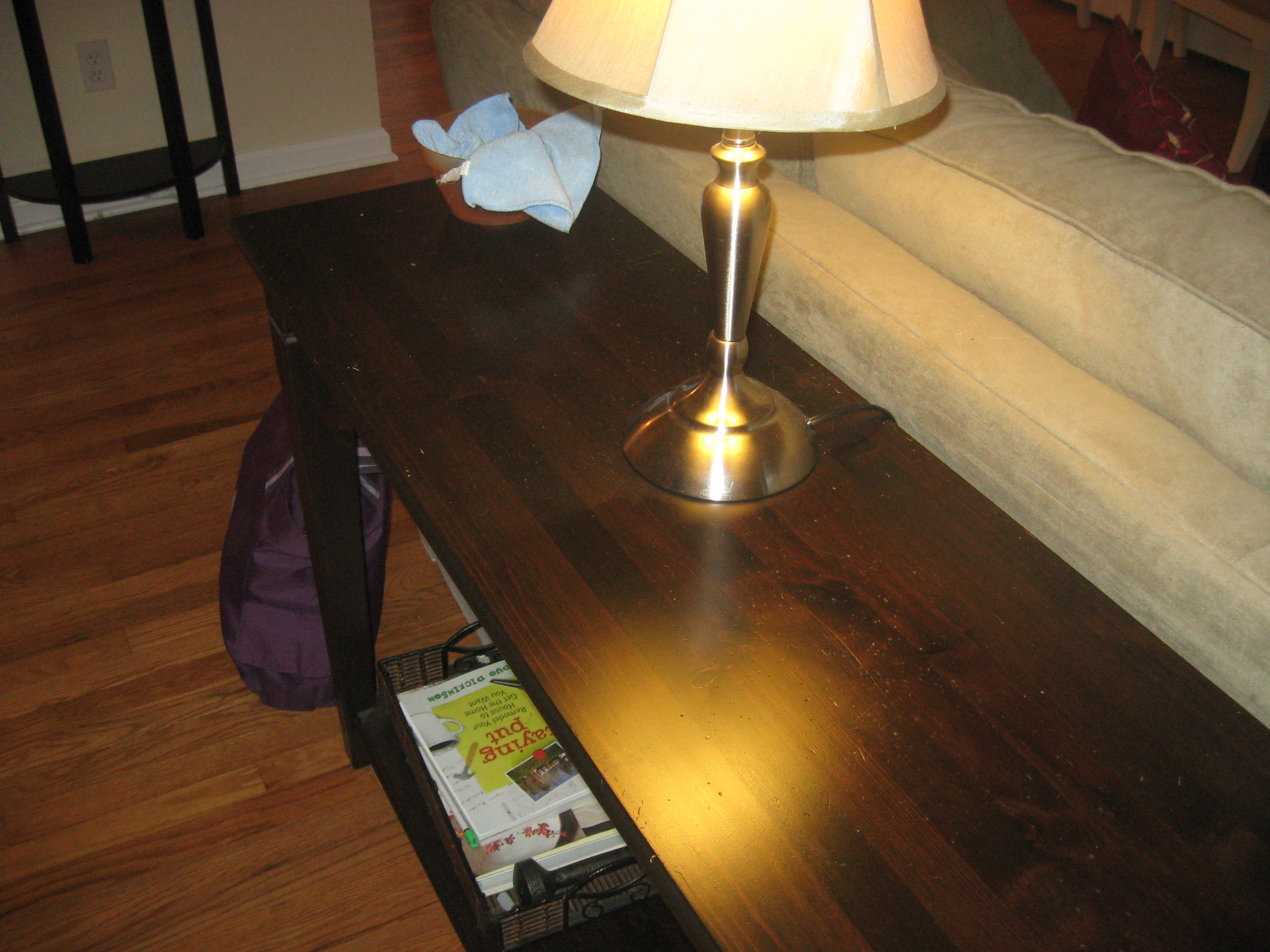 Welcome twofrugalfairfielderscom bluehostcom for Homemade furniture polish with essential oils