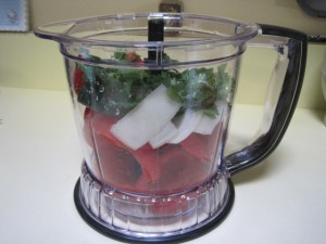 Frugal Recipe Pico De Gallo Fresh Tomato Salsa From