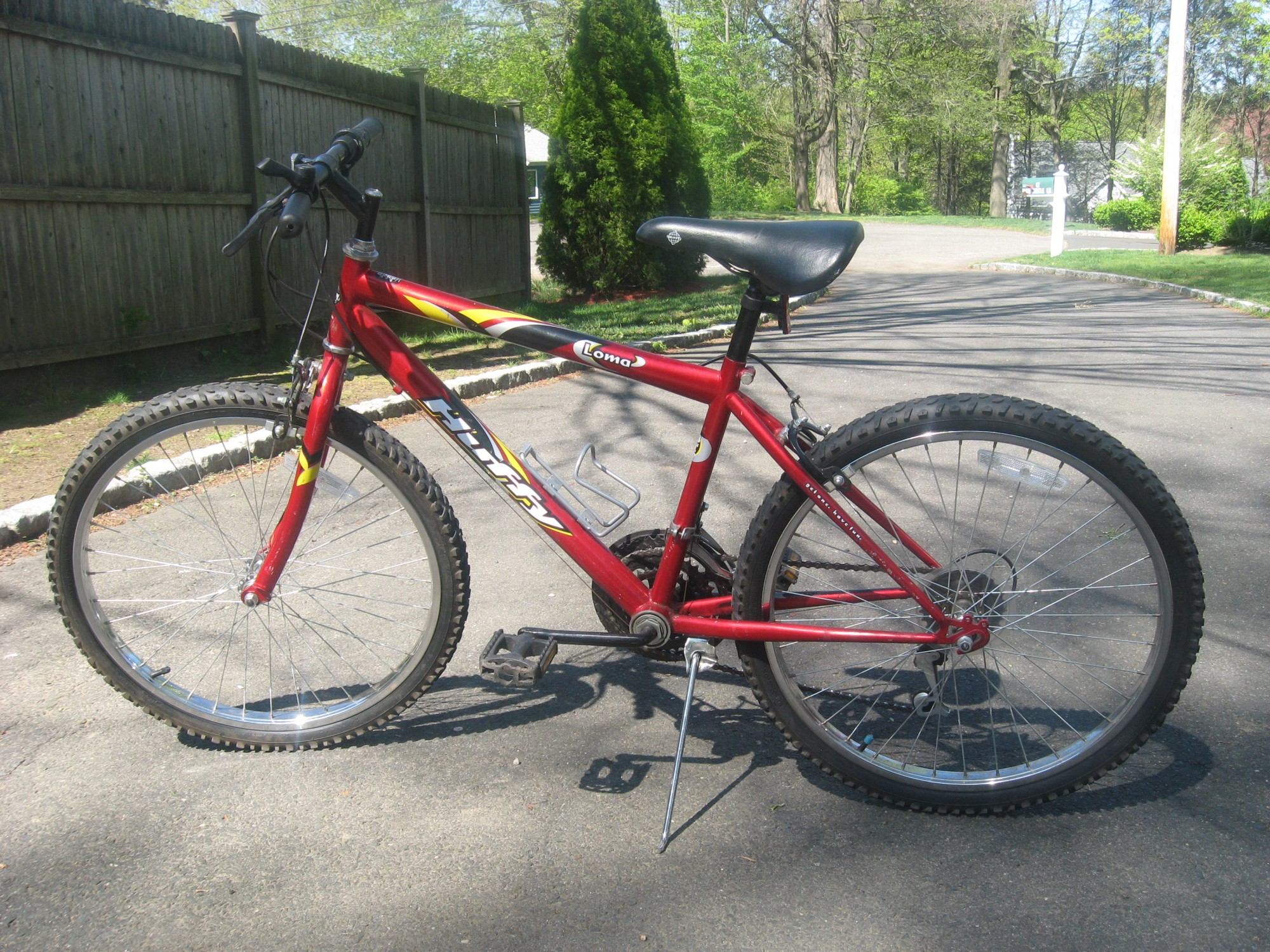 a used bike for my son