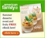 American Family's free dessert ebook