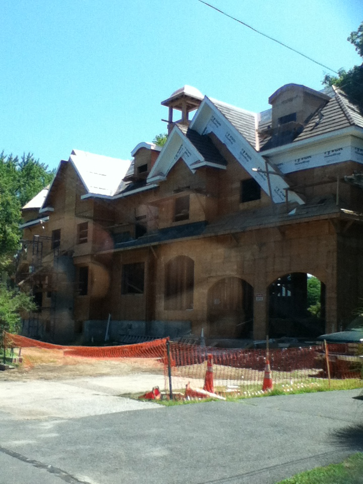 McMansion in Fairfield, CT