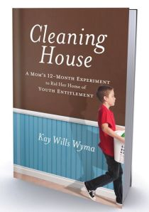 Cleaning House book cover