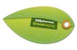 CVS Green Leaf Tag