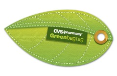 CVS Green Leaf Tag