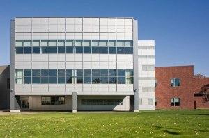 Housatonic Community College in Bridgeport, Connecticut; one possibility.