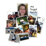 Tips from my frugal family to yours! We'll share what we find along the way on our new Facebook page.