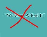 afford it