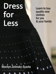 Dress for Less book