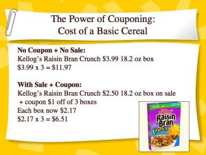 coupon example