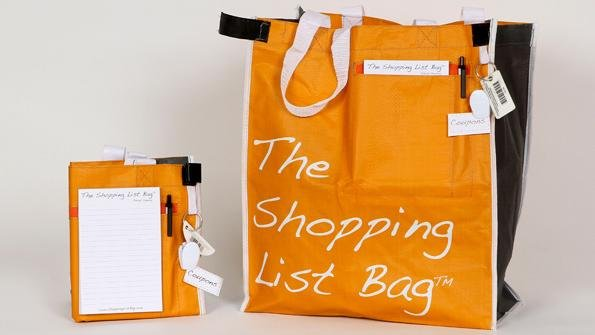 theshoppinglistbag