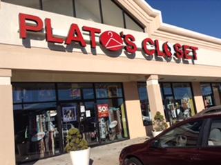 platos closet front