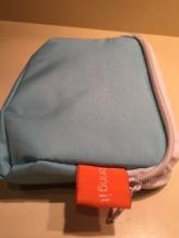 zero waste zipper snack bag